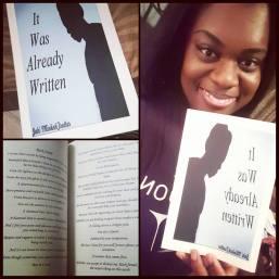 my book steph