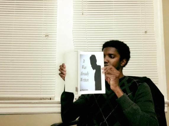 my book trey