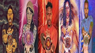 Mighty Morphin Power Rangers 1