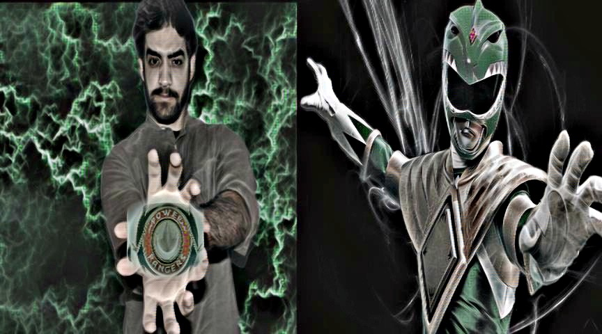 Manhar Green Ranger 2
